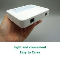 Proyector Portatil 3000 Lumens Dlp Led
