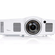 Optoma Gt1080 1080p 3d Dlp Gaming Proyector 2800 Ansi Lumens