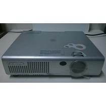 Proyector Panasonic Lcd Pt-lm1u R/cambio Lampara 1200 Lumens