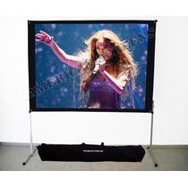 Pantalla De Proyeccion Dual American-screens Modtl140 3x3
