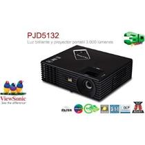 Videoproyector Viewsonic Pjd5132 3d 2700 Lumens Envio Gratis