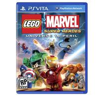 Lego: Marvel - Ps Vita- Envio Gratis