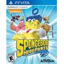 Spongebob Hero Pants The Game 2015 - Ps Vita- Envio Gratis
