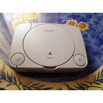 !en Remate Excelente Consola Ps One Con Accesorios Y Juegos¡