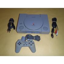 Consola Playstation 1 Completa Funciona Perfectamente
