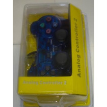 Dos Controles Analogo Para Sony Playstation 2 Generico Nuevo