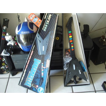 ¡wow! Guitarra Inalambrica Ps2 Guitar Hero Transmisor Y Jgo