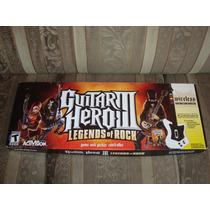 Guitar Hero 3 Juego Y Guitarra Inalambrica Play Station 2