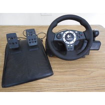 Volante Y Pedal Logitech Ps2 Ps3 Playstation D561