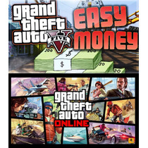 Dinero Full Gta V Ps3,ps4,xbox One Y Pc (todo Lo Que Pidas)