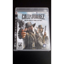 Call Of Juárez Bound In Blood Play Station 3