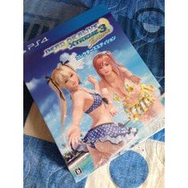 Dead Or Alive Xtreme 3 Ps4 Fortune Collector`s Sobre Pedido