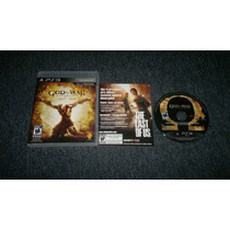 God Of War Ascension Completo Play Station 3