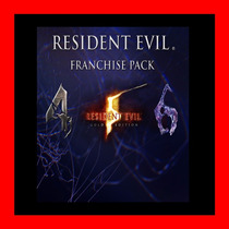 Resident Evil Franchise Pack Ps3