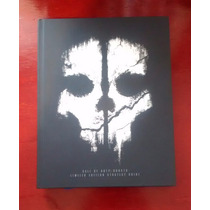 Call Of Duty: Ghosts Limited Edition Strategy Guide Cod Guia