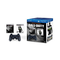 Control Negro Ps3 Con Juegos Call Of Duty Nuevo