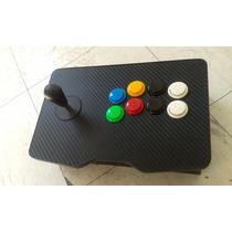 Control Joystick Arcade Ps3 Ps2 Pc + Envio Y Juegos Gratis