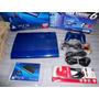 Paquete Ps3 250gb Gran Turismo 6 Edition Azul+7 Juegos+hdmi