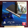 Consola Playstation 3 Super Slim 250gb C/juego Assasin Creed