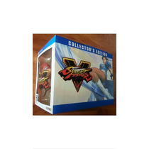 Ps4 Street Fighter V 5 Collector