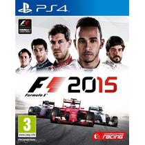 Formula 1. Para Playstation 4. ¡sólo En Gamers!