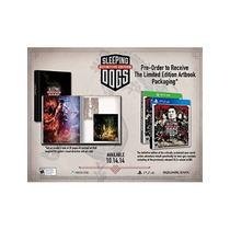 Sleeping Dogs Edición Definitiva (código Digital) - Ps4 [cód