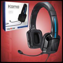Headset Audifonos Alambricos Kama Stereo Ps4 Psvita Wii U