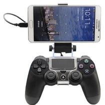 Clip Soporte Para Dualshock 4 Ps4 Android Xperia A Msi Envio