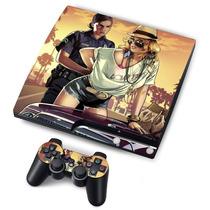 2 Skin Protector Playstation 3 Slim