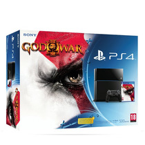 Playstation 4 God Of War 3 Remastered Bundle¡sólo En Gamers!