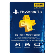 Tarjeta Play Station Plus 3 Meses Psn Ps Plus Ps3 Ps4 Psvita