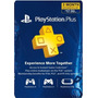 Tarjeta Gift Card Psn Playstation Plus 3 Meses Ps3 Ps4 Vita