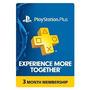 3 Meses De Playstation Plus Afiliación - Ps3 / Ps4 / Ps Vita