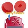 Tapa Para Joystick Roja Sony Psp Slim Sieries 2000 3000