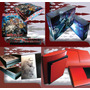 Skin Adheribles Personalizados Xbox360 Y One Ps3 Ps4 Wii U