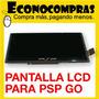Pantalla Lcd Grado A Para Psp Go, Display 100% Nuevo!!!
