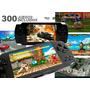 Consola Portatil Diseño De Psp Cuenta Con Mas De 300 Juegos