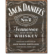 Poster Lamina Jack Daniel