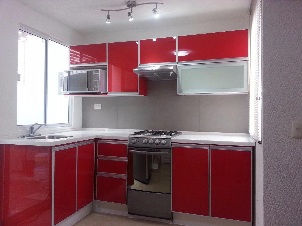 Puerta de aluminio para cocina x en - Puertas de cocinas modernas ...