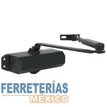 Cierra Puertas Hidraulico Negro Truper 43607