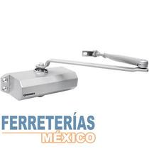 Cierra Puertas Hidraulico Aluminio Hermex 43606