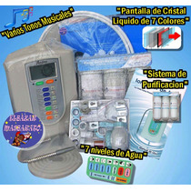 Multifuncional Agua Alcalina Ionizada Ph 4-11 Envio Gratis