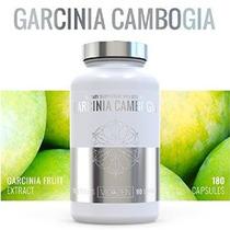 Premium Grade 100% Natural Pure Garcinia Cambogia, Con El 60