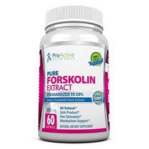 Nutrientes Proactivas Forskolin Grasa Quemador Rápido Actuan