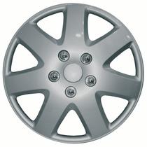 Caps Hub - 4pc 14 Tempest Vehículo Premium Rueda Neumático