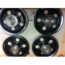 Tapones Auto Clasico 5 Birlos 5/112 Hubcaps Originales