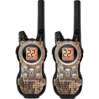 Radios Motorola 56km Camo (35 Millas) Puerto Mini Usb Mr355