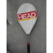 Raqueta Head Profesional Vintage De Los 70`s