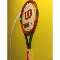 Raqueta Wilson 97ls Federer 300gr