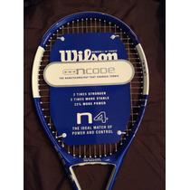 Raqueta Wilson Ncode N4